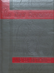 1953 Edition, Old Kentucky Home High School - New Crusader Yearbook (Bardstown, KY)
