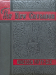 1956 Edition, Old Kentucky Home High School - New Crusader Yearbook (Bardstown, KY)