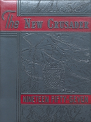 Page 1, 1957 Edition, Old Kentucky Home High School - New Crusader Yearbook (Bardstown, KY) online yearbook collection