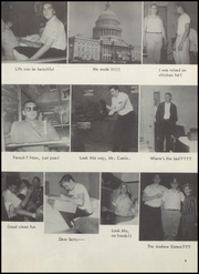 Page 11, 1957 Edition, Old Kentucky Home High School - New Crusader Yearbook (Bardstown, KY) online yearbook collection