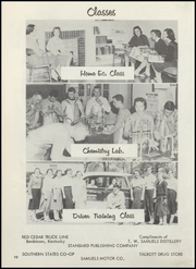 Page 16, 1957 Edition, Old Kentucky Home High School - New Crusader Yearbook (Bardstown, KY) online yearbook collection