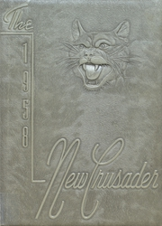 1958 Edition, Old Kentucky Home High School - New Crusader Yearbook (Bardstown, KY)
