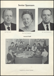 Page 11, 1958 Edition, Old Kentucky Home High School - New Crusader Yearbook (Bardstown, KY) online yearbook collection