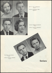 Page 12, 1958 Edition, Old Kentucky Home High School - New Crusader Yearbook (Bardstown, KY) online yearbook collection