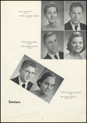 Page 13, 1958 Edition, Old Kentucky Home High School - New Crusader Yearbook (Bardstown, KY) online yearbook collection