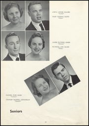 Page 14, 1958 Edition, Old Kentucky Home High School - New Crusader Yearbook (Bardstown, KY) online yearbook collection
