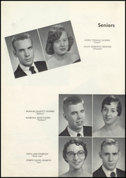 Page 16, 1958 Edition, Old Kentucky Home High School - New Crusader Yearbook (Bardstown, KY) online yearbook collection
