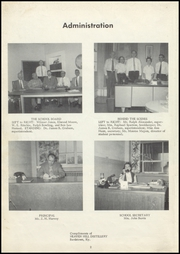 Page 6, 1958 Edition, Old Kentucky Home High School - New Crusader Yearbook (Bardstown, KY) online yearbook collection