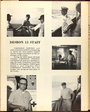 Page 11, 1967 Edition, Edson (DD 946) - Naval Cruise Book online yearbook collection