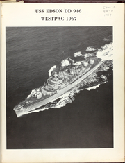 Page 5, 1967 Edition, Edson (DD 946) - Naval Cruise Book online yearbook collection