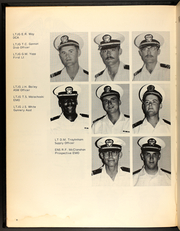 Page 12, 1970 Edition, Edson (DD 946) - Naval Cruise Book online yearbook collection