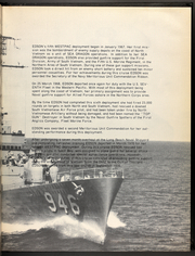 Page 7, 1970 Edition, Edson (DD 946) - Naval Cruise Book online yearbook collection