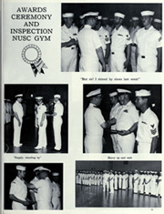 Page 15, 1984 Edition, Edson (DD 946) - Naval Cruise Book online yearbook collection