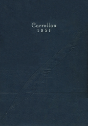 Page 1, 1951 Edition, Holy Family High School - Carrollan Yearbook (Ashland, KY) online yearbook collection