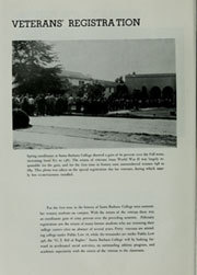 Page 12, 1946 Edition, University of California Santa Barbara - La Cumbre Yearbook (Santa Barbara, CA) online yearbook collection