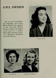 Page 17, 1946 Edition, University of California Santa Barbara - La Cumbre Yearbook (Santa Barbara, CA) online yearbook collection