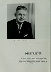Page 8, 1946 Edition, University of California Santa Barbara - La Cumbre Yearbook (Santa Barbara, CA) online yearbook collection
