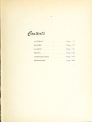 Page 9, 1949 Edition, University of California Santa Barbara - La Cumbre Yearbook (Santa Barbara, CA) online yearbook collection