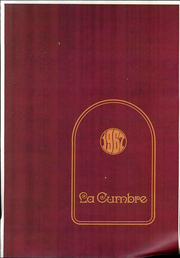 Page 1, 1967 Edition, University of California Santa Barbara - La Cumbre Yearbook (Santa Barbara, CA) online yearbook collection