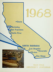 Page 9, 1968 Edition, University of California Santa Barbara - La Cumbre Yearbook (Santa Barbara, CA) online yearbook collection