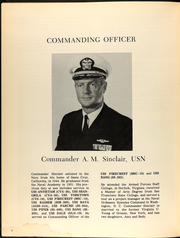 Page 10, 1970 Edition, Edward McDonnell (FF 1043) - Naval Cruise Book online yearbook collection