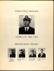 Page 11, 1970 Edition, Edward McDonnell (FF 1043) - Naval Cruise Book online yearbook collection
