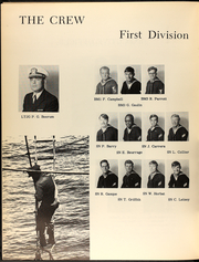 Page 12, 1970 Edition, Edward McDonnell (FF 1043) - Naval Cruise Book online yearbook collection