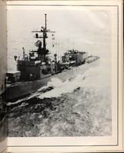 Page 5, 1983 Edition, Edward McDonnell (FF 1043) - Naval Cruise Book online yearbook collection