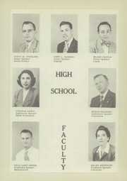 Page 15, 1952 Edition, Hellier High School - Major Yearbook (Hellier, KY) online yearbook collection