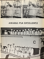 Page 14, 1962 Edition, Eldorado (AGC 11) - Naval Cruise Book online yearbook collection