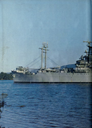 Page 2, 1969 Edition, Eldorado (AGC 11) - Naval Cruise Book online yearbook collection