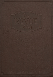 Barret Manual Training High School - Revue Yearbook (Henderson, KY) online yearbook collection, 1923 Edition, Page 1