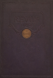 Barret Manual Training High School - Revue Yearbook (Henderson, KY) online yearbook collection, 1924 Edition, Page 1