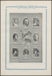 Page 15, 1925 Edition, Barret Manual Training High School - Revue Yearbook (Henderson, KY) online yearbook collection