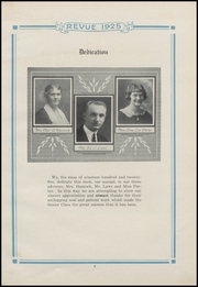 Page 9, 1925 Edition, Barret Manual Training High School - Revue Yearbook (Henderson, KY) online yearbook collection