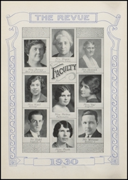 Page 14, 1930 Edition, Barret Manual Training High School - Revue Yearbook (Henderson, KY) online yearbook collection