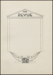 Page 5, 1930 Edition, Barret Manual Training High School - Revue Yearbook (Henderson, KY) online yearbook collection