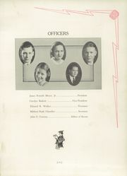 Page 17, 1934 Edition, Barret Manual Training High School - Revue Yearbook (Henderson, KY) online yearbook collection