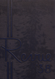 1938 Edition, Barret Manual Training High School - Revue Yearbook (Henderson, KY)
