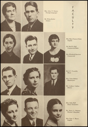 Page 10, 1939 Edition, Barret Manual Training High School - Revue Yearbook (Henderson, KY) online yearbook collection