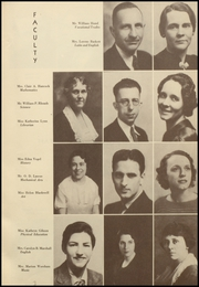 Page 11, 1939 Edition, Barret Manual Training High School - Revue Yearbook (Henderson, KY) online yearbook collection
