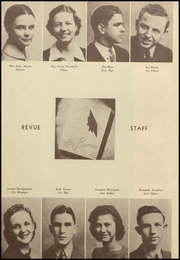 Page 12, 1939 Edition, Barret Manual Training High School - Revue Yearbook (Henderson, KY) online yearbook collection
