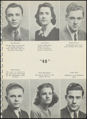 Page 13, 1940 Edition, Barret Manual Training High School - Revue Yearbook (Henderson, KY) online yearbook collection