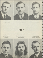 Page 14, 1940 Edition, Barret Manual Training High School - Revue Yearbook (Henderson, KY) online yearbook collection