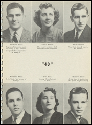 Page 15, 1940 Edition, Barret Manual Training High School - Revue Yearbook (Henderson, KY) online yearbook collection