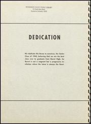 Page 4, 1940 Edition, Barret Manual Training High School - Revue Yearbook (Henderson, KY) online yearbook collection