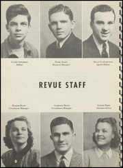 Page 6, 1940 Edition, Barret Manual Training High School - Revue Yearbook (Henderson, KY) online yearbook collection