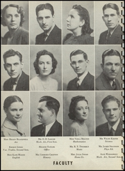Page 8, 1940 Edition, Barret Manual Training High School - Revue Yearbook (Henderson, KY) online yearbook collection