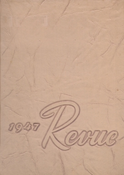 1947 Edition, Barret Manual Training High School - Revue Yearbook (Henderson, KY)