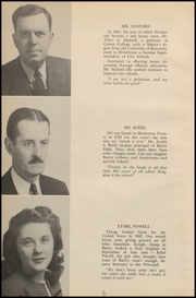 Page 10, 1947 Edition, Barret Manual Training High School - Revue Yearbook (Henderson, KY) online yearbook collection